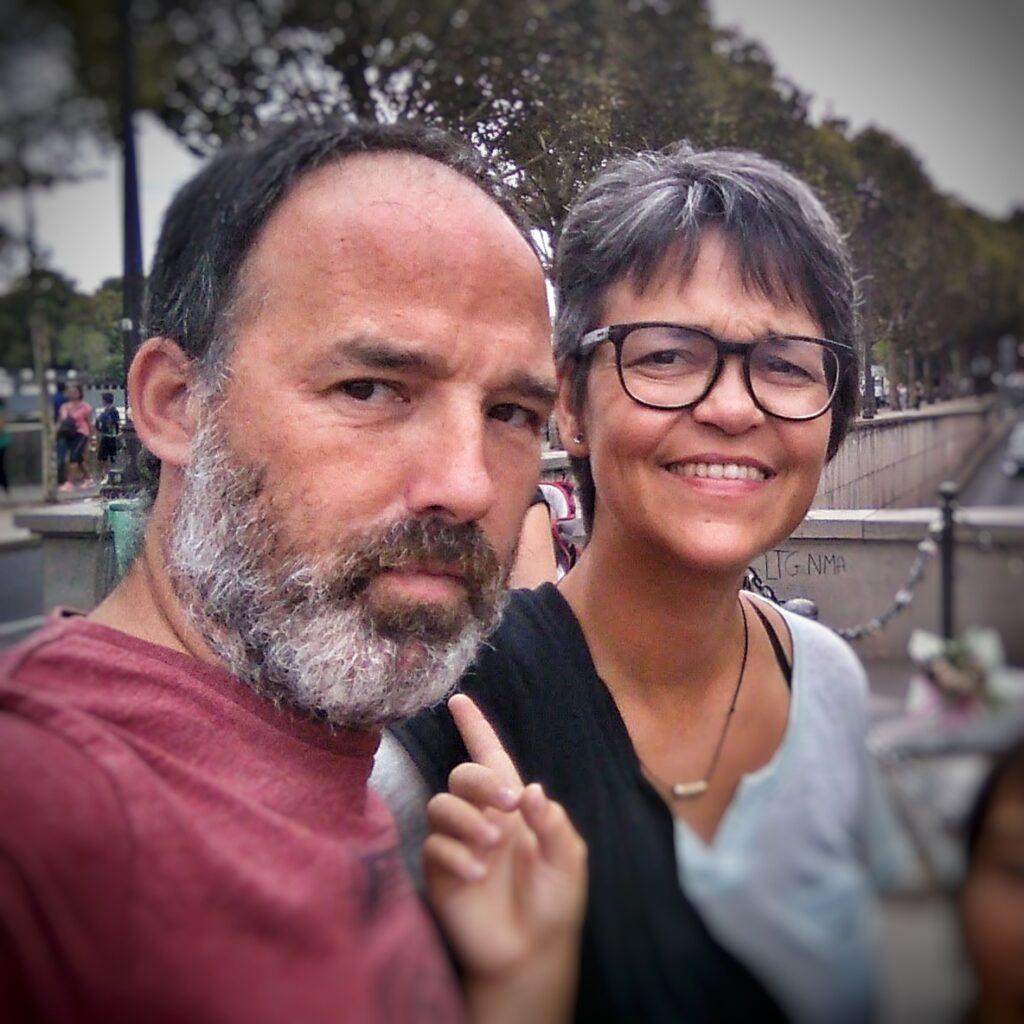 Raul y Rosa