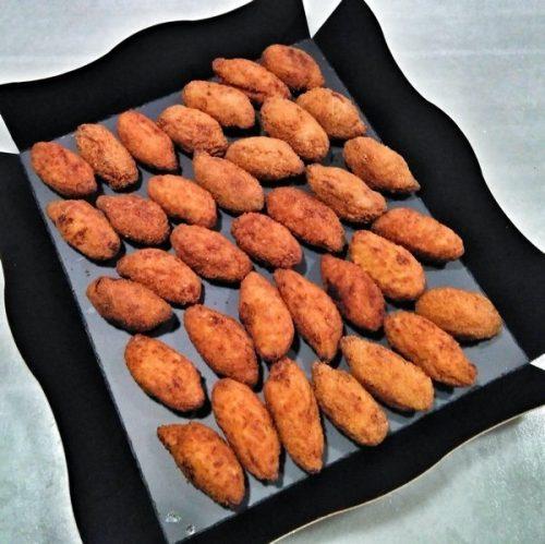 Croquetes d'espinacs